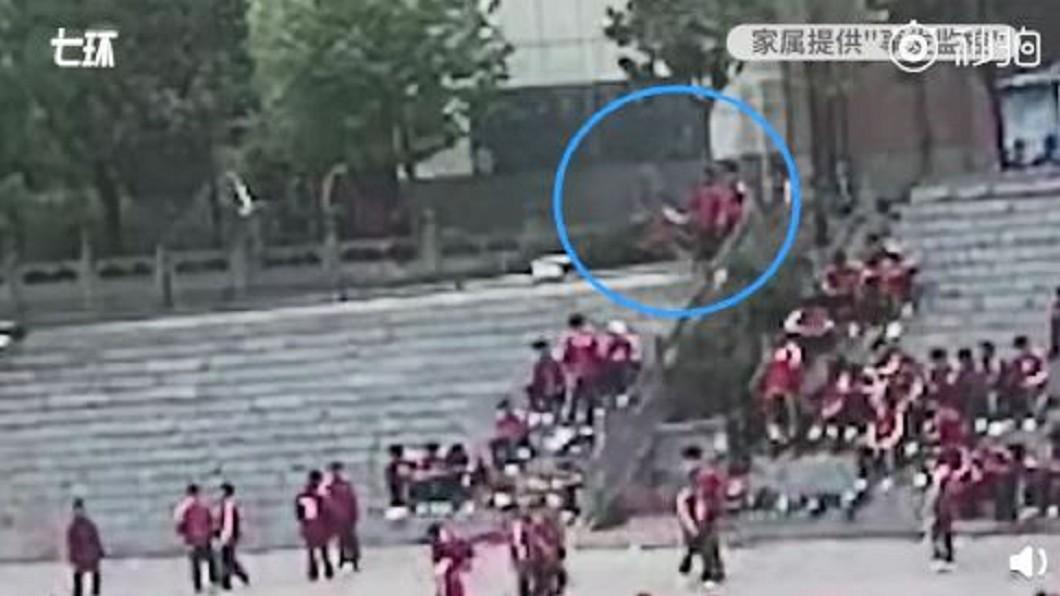 圖/翻攝自澎湃新闻 微博 7歲女童進河南武校2天亡 父質疑遭毆打送命