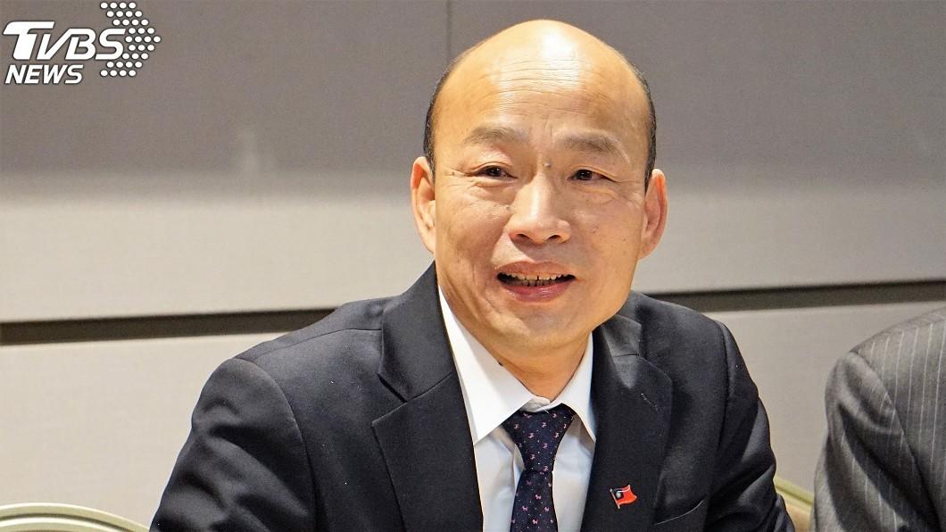 韓國瑜日前拋出「總統兼行政院長」的想法,引來熱烈討論。圖/中央社