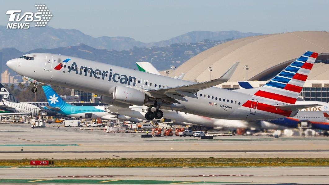 圖/達志影像美聯社 737 MAX系列停飛 美航每日取消115航班