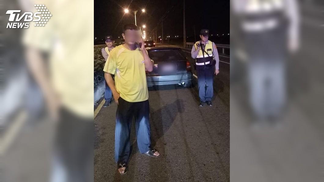 雲林縣一名吳姓男子先前有6次酒駕紀錄,還有2次撞死人,日前又第7度酒駕被逮。(圖/TVBS) 罰不怕!男6度酒駕還撞死2人 續「醉」上路第7次被抓