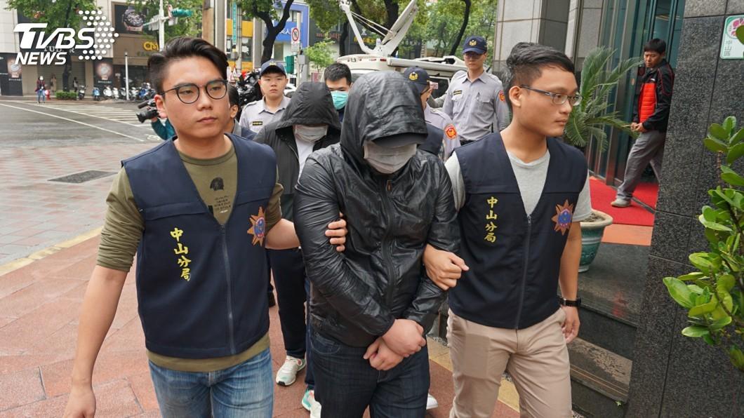 圖/中央社 快訊/女股東被強押擄走 「未告知法條」嫌犯飭回