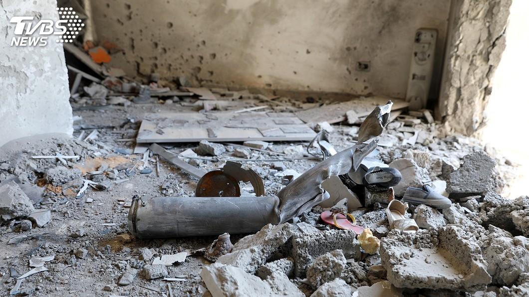 圖/達志影像路透社 利比亞內戰升高 聯合國協商停火