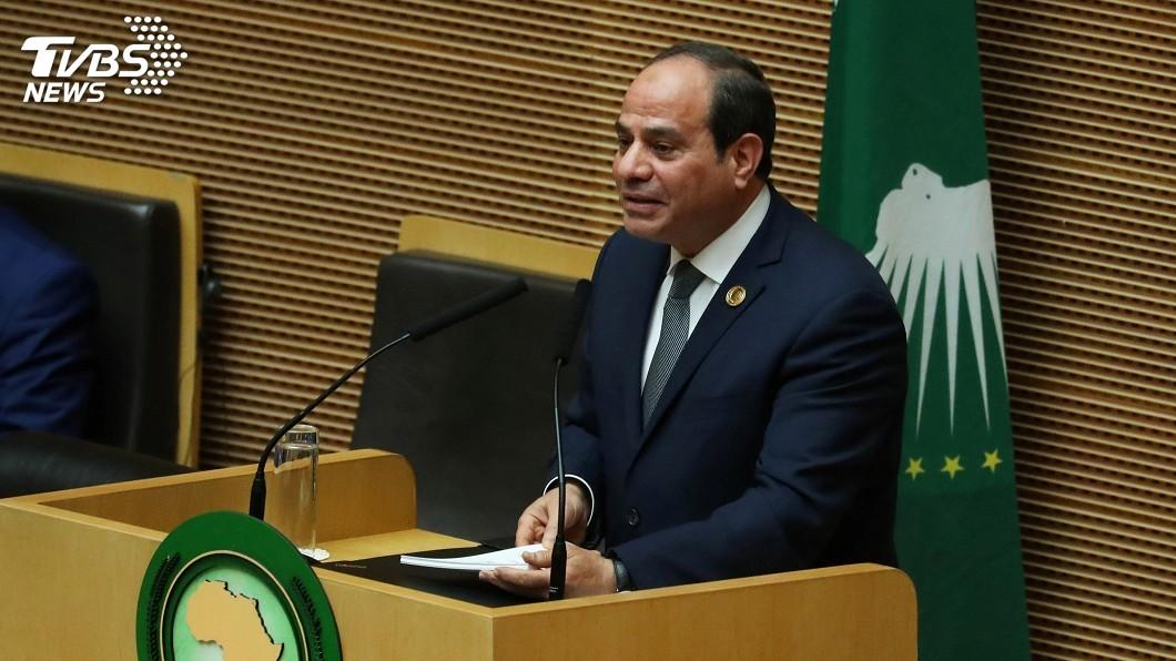 圖/達志影像路透社 非洲不安2總統下台 埃及修憲延長塞西任期