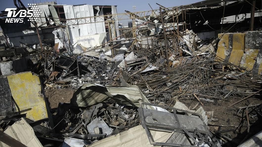 圖/達志影像美聯社 終止美軍涉入葉門戰爭決議案 川普否決