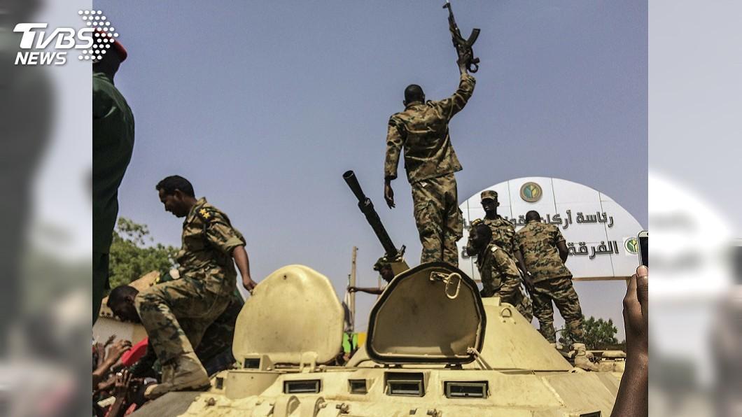 圖/達志影像美聯社 蘇丹軍方掌權 美:仍視蘇丹為恐怖主義資助國