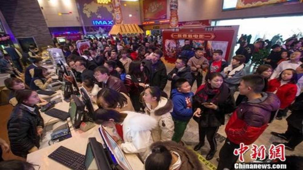 圖/中新網 香港電影登陸合拍 北京擬鬆綁五大項限制