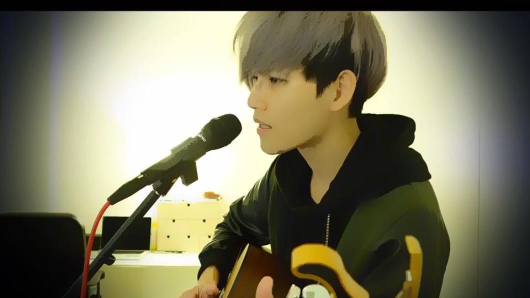 圖/翻攝蔡東儒臉書 《超偶》歌手驚傳離世!遺言告別:對不起,想好好睡一覺