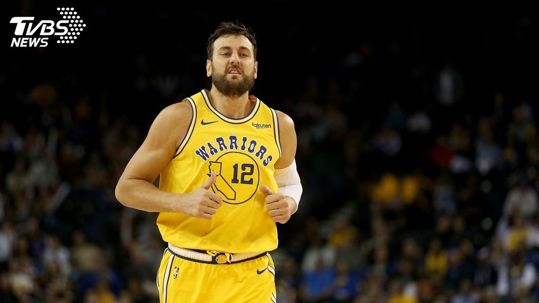圖/達志影像路透社 NBA勇士柯森斯賽季恐報銷 波格特頂替先發中鋒