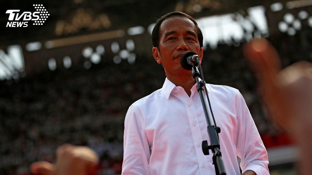 圖/達志影像路透社 印尼總統佐科威月底訪北京 親中路線受矚目
