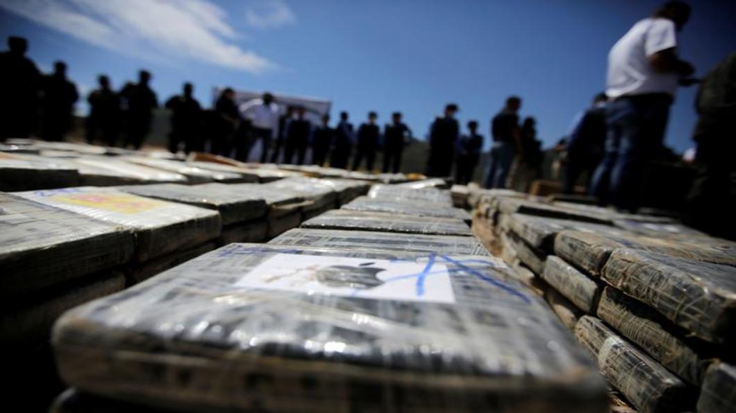 圖/達志影像路透 轉運全球四成毒品 直擊委內瑞拉運毒高速通道