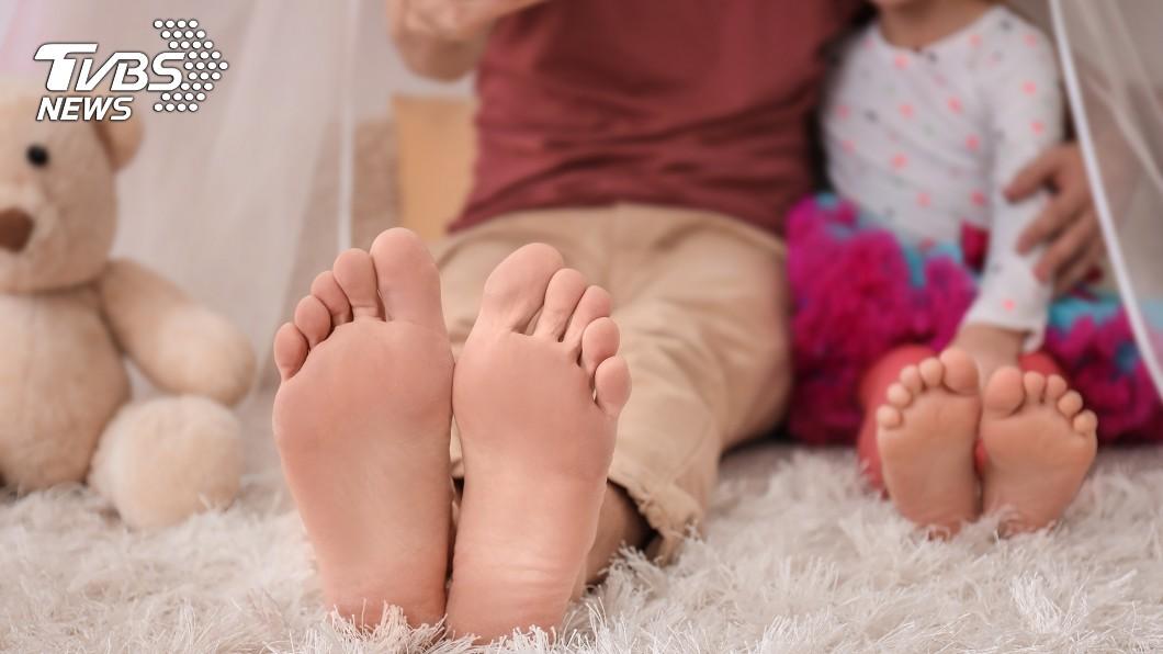 示意圖/TVBS 「不怕來爸這」地震文塞爆量洋蔥 女兒嚇哭:這次不在了