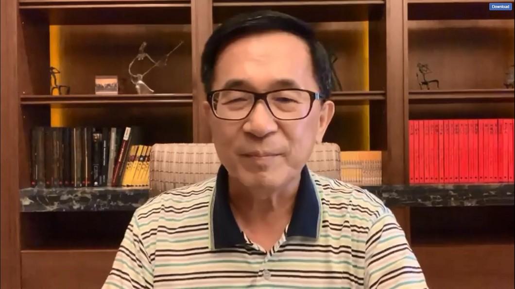 圖/翻攝自臉書 「不要投給郭台銘!」陳水扁怒嗆:消費媽祖的詐騙集團