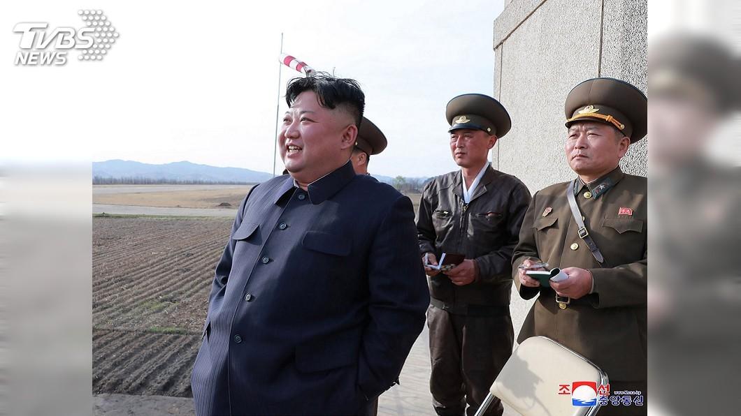 圖/達志影像美聯社 北韓新戰術武器測試 美:非彈道飛彈