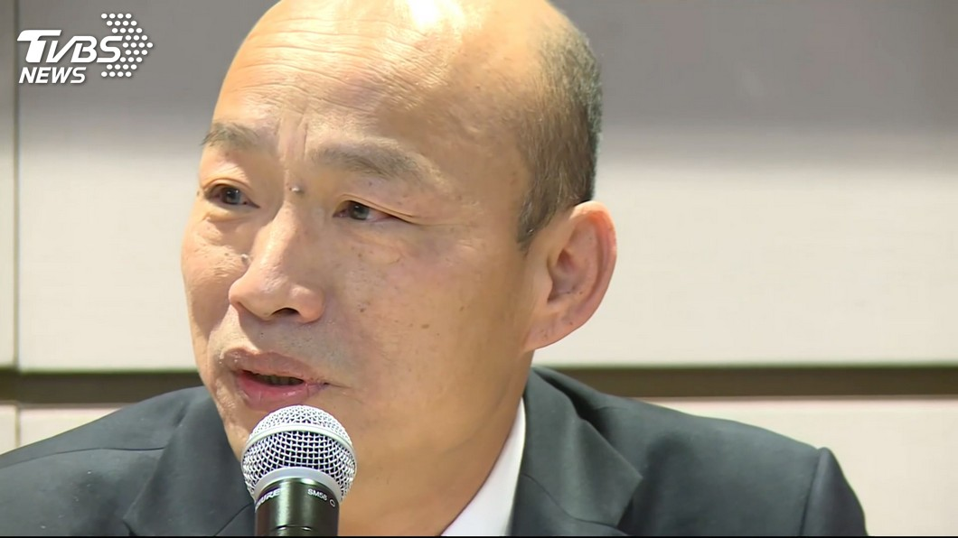 圖/TVBS 非韓不投影響國民黨2020?她預估「將流失61萬票」