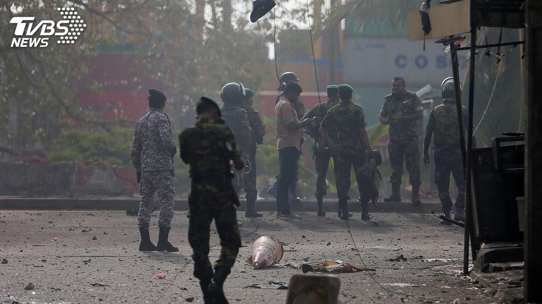 圖/達志影像路透社 斯里蘭卡恐攻早有預警情資 政治內鬥誤事