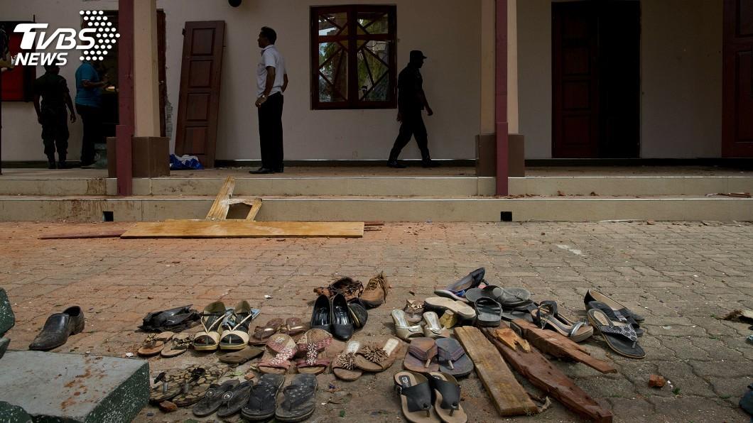圖/達志影像美聯社 以往只毀佛像 斯里蘭卡恐攻疑在地組織所犯