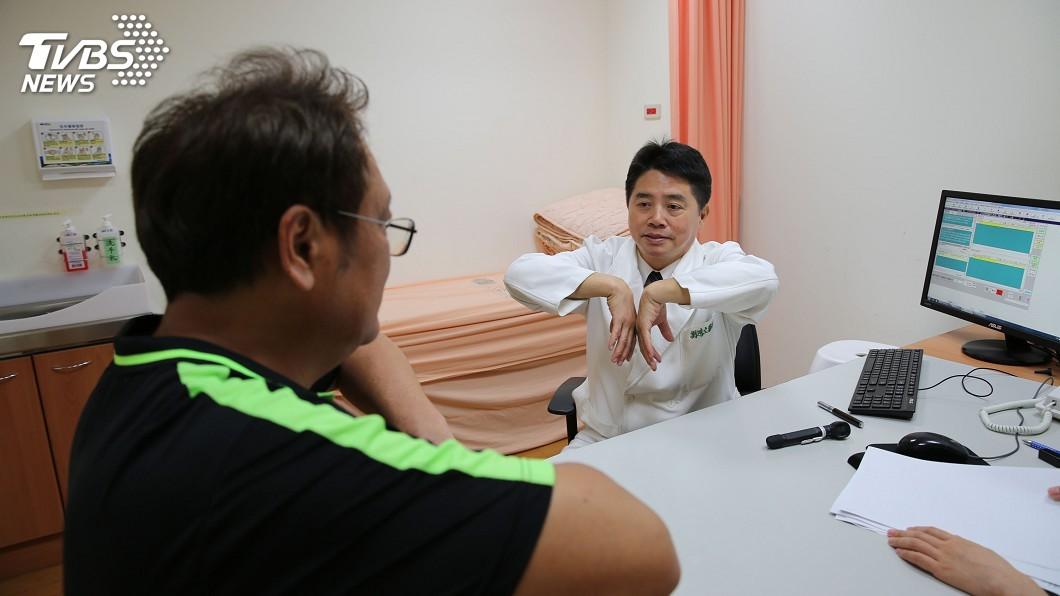 圖/中央社 長期電銲加日照 43歲勞工罹白內障職業病