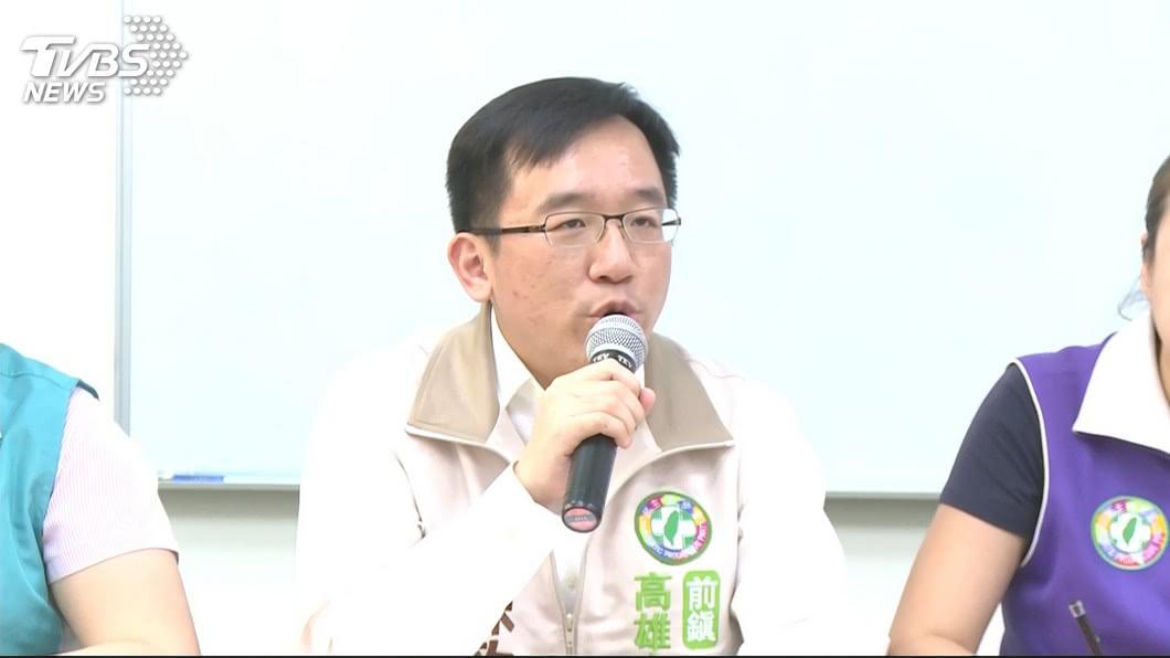 民眾發起罷免陳致中活動。(圖/TVBS資料畫面) 「別讓嫖蟲笑我們」杏仁哥號召罷免 陳致中回應了