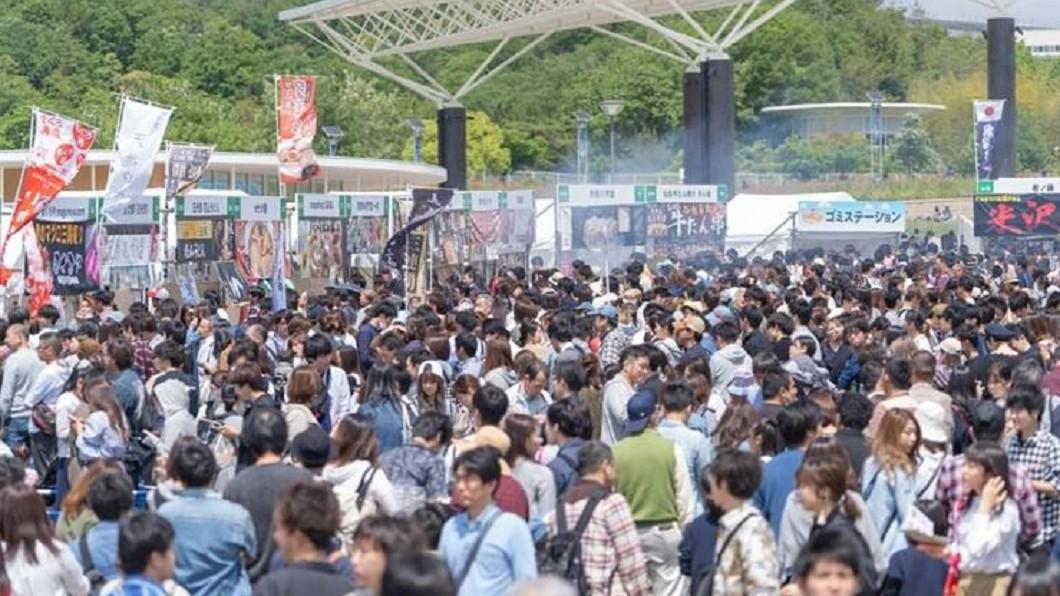 圖/翻攝自愛知旅遊指南 Aichi Now推特 日本周末起連放十天 服務業急調人力備戰