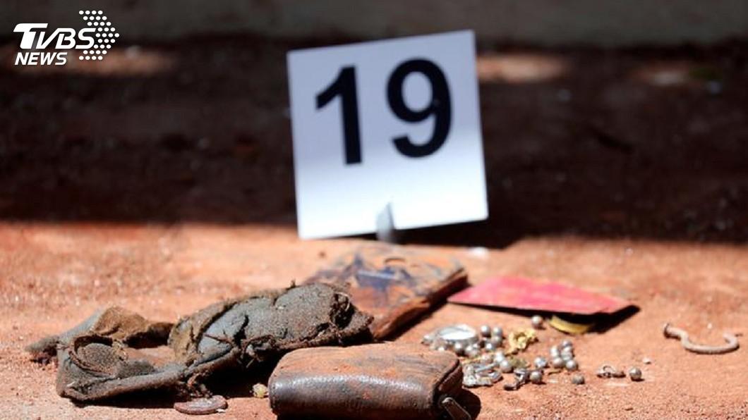 圖/達志影像路透社 斯里蘭卡連環爆炸案 為報復清真寺屠殺