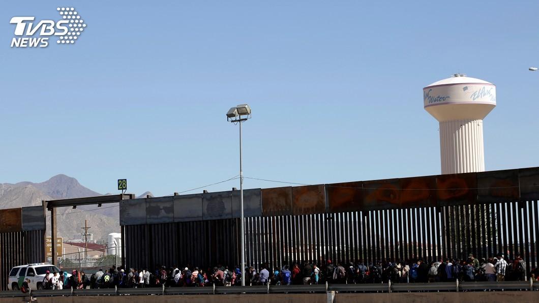 圖/達志影像路透社 不敵川普施壓 墨西哥30天遣返1.5萬移民