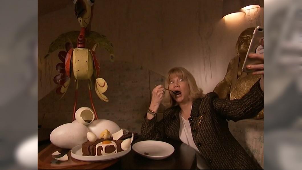 圖/翻攝自ABC 7 Chicago YouTube 一道菜就是一個故事 美餐廳最多人打卡拍照