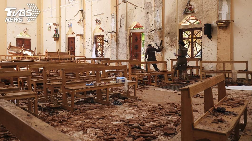 圖/達志影像美聯社 斯里蘭卡連環恐攻前數小時 情治單位曾接獲警告