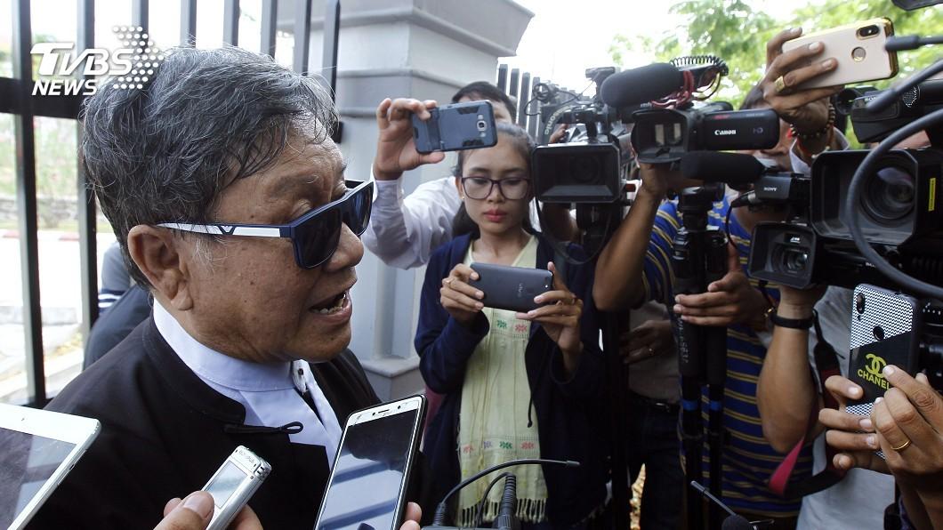 圖/達志影像美聯社 踢爆羅興亞屠殺判7年 路透記者上訴遭駁回