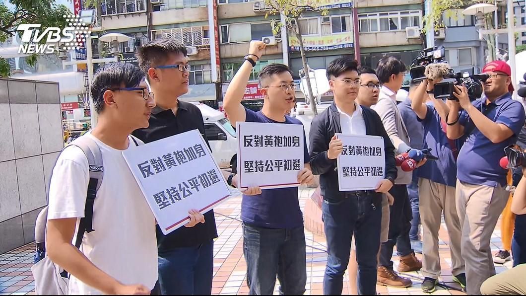 圖/TVBS 是誰卡韓卡朱? 學者:藏鏡人非吳敦義