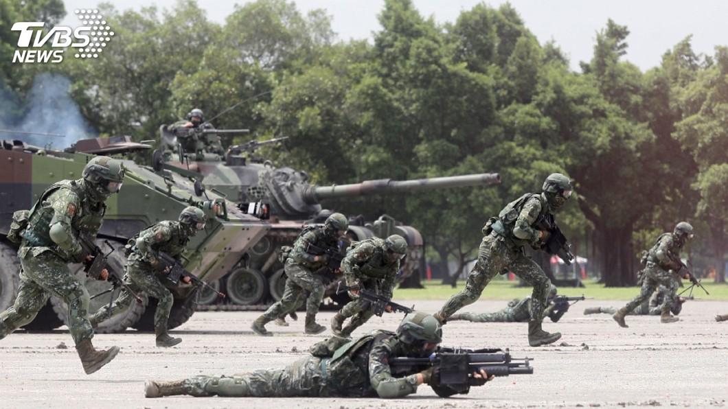 我國現行的兵役制度,自2018年開始,由徵兵制改為募兵制。(示意圖/TVBS) 會過嗎?提公投「恢復1年義務役」 網贊同:我退了沒差