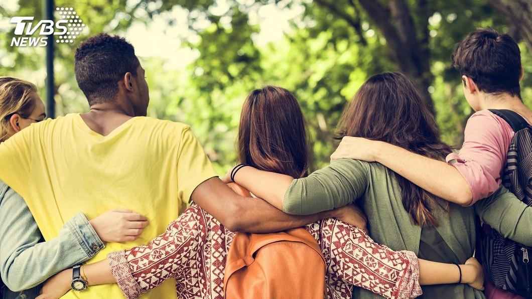 示意圖/TVBS 人前一套人後一套 哪些星座朋友不如你想像的真心