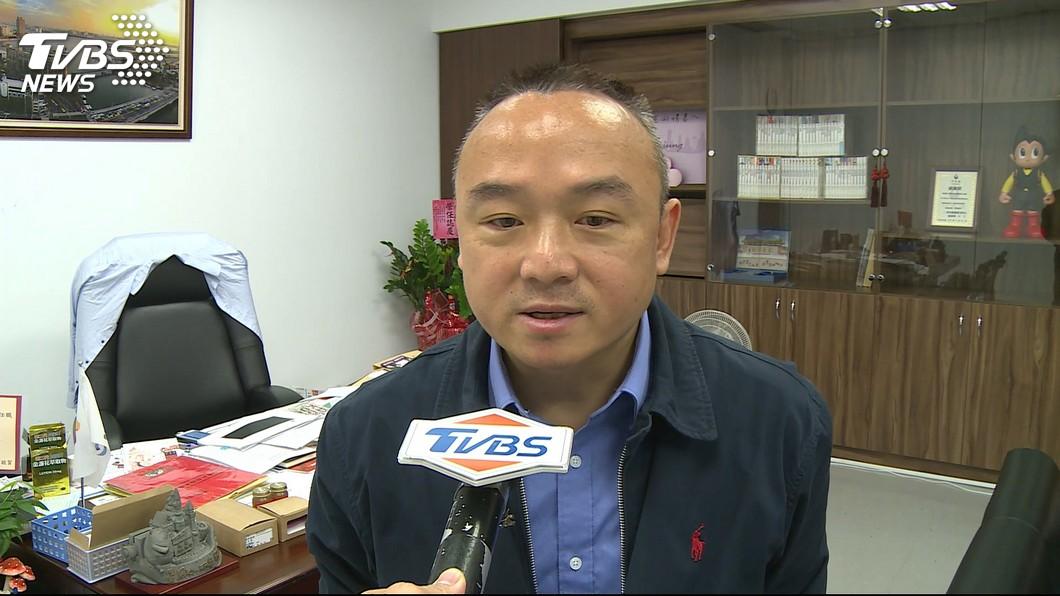 潘恆旭屢被質疑發言不當,行事風格與韓國瑜差異甚大。(圖/TVBS)