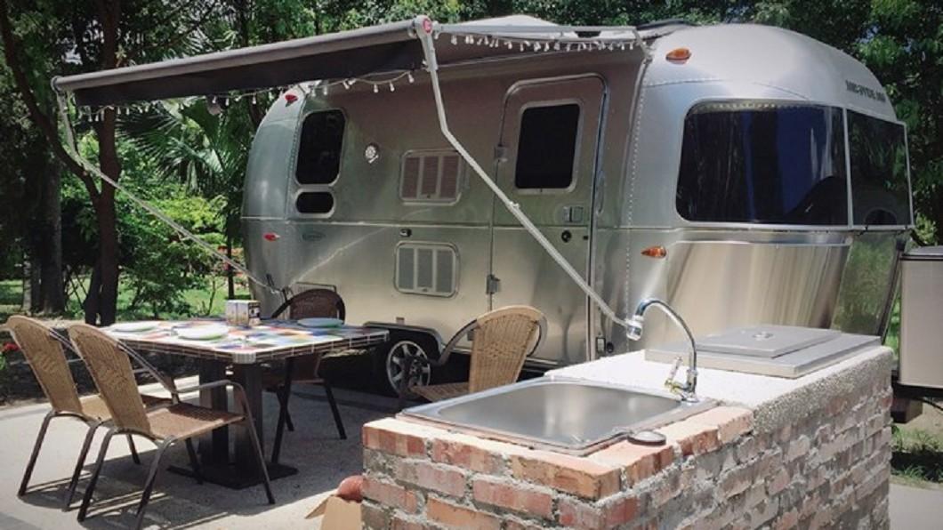 超舒適露營車。圖/Tripbaa趣吧!亞洲自由行專家 沒你想像那麼難! 5種適合懶人露營的放空玩法