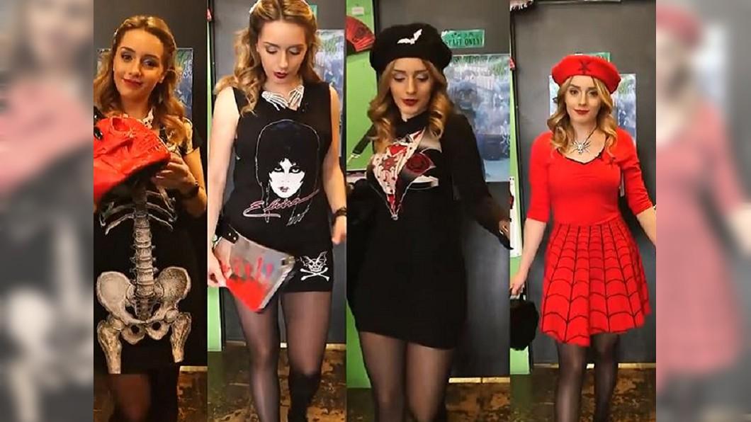 圖/翻攝自INSIDER YouTube 洛城哥德風專賣店 扭轉暗黑時尚秀實用趣味