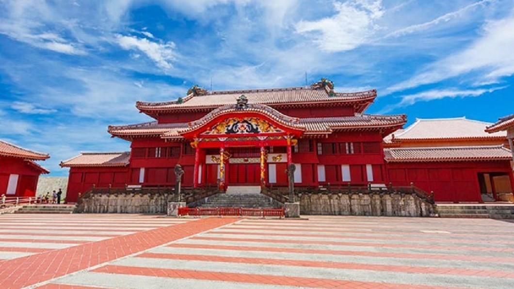 沖繩景點四季玩法-首里城。(圖/Tripbaa趣吧!亞洲自由行專家)