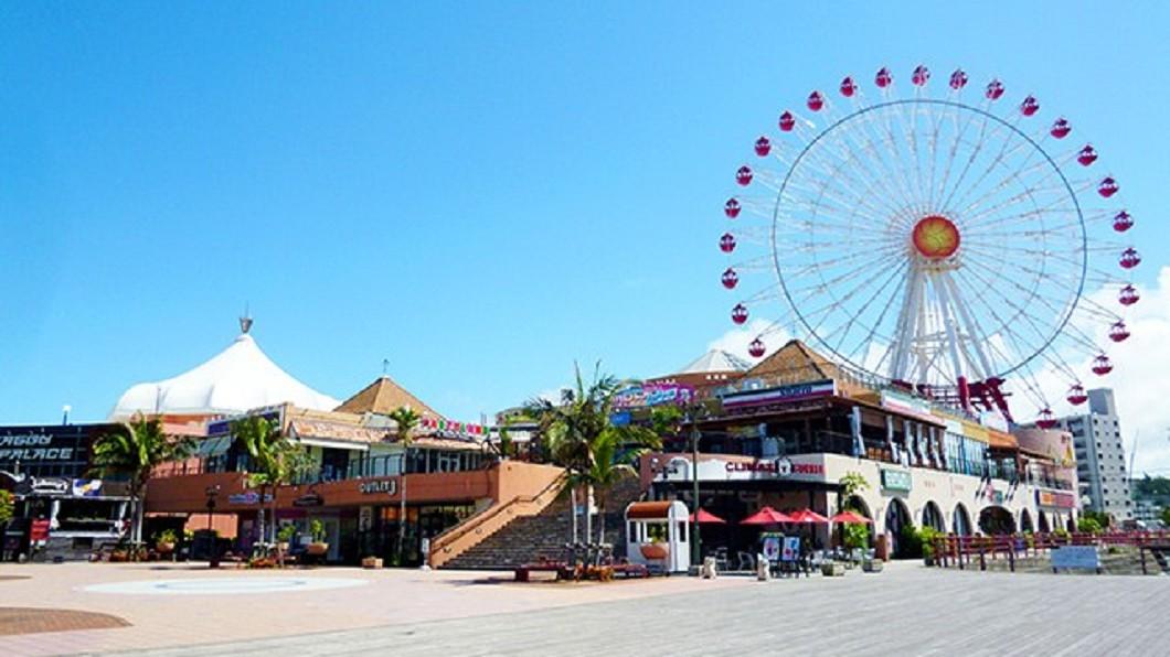 沖繩景點四季玩法-美國村。(圖/Tripbaa趣吧!亞洲自由行專家)
