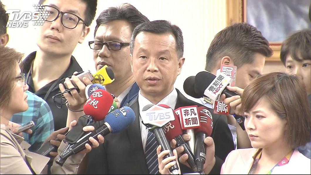 圖/TVBS 美軍兵推台海戰爭 陳中吉:自己國家自己救