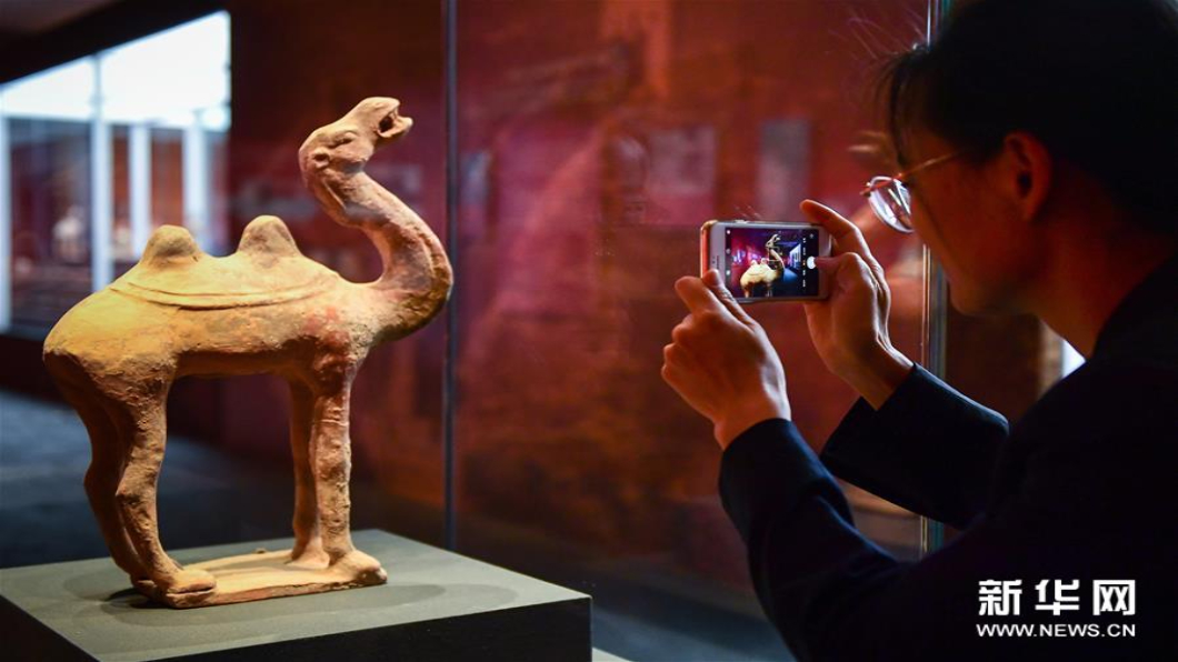 圖/翻攝自 新華網 歷時12年 中國796件流失文物歸來展出