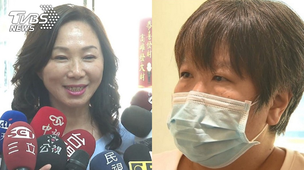 圖/TVBS 再嗆李佳芬!黃光芹公布對話 曝「開口就要21%版稅」