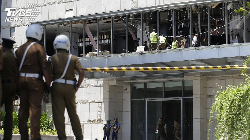 圖/達志影像美聯社 復活節爆炸案罹難人數 斯里蘭卡下修至253人