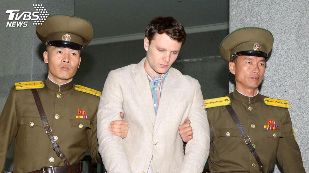 圖/達志影像路透社 讓昏迷男大生返美 川普同意付北韓6000萬醫藥費
