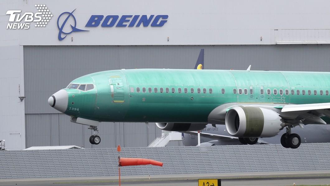 圖/達志影像美聯社 加航:波音737 MAX禁飛延長 至少等至8月
