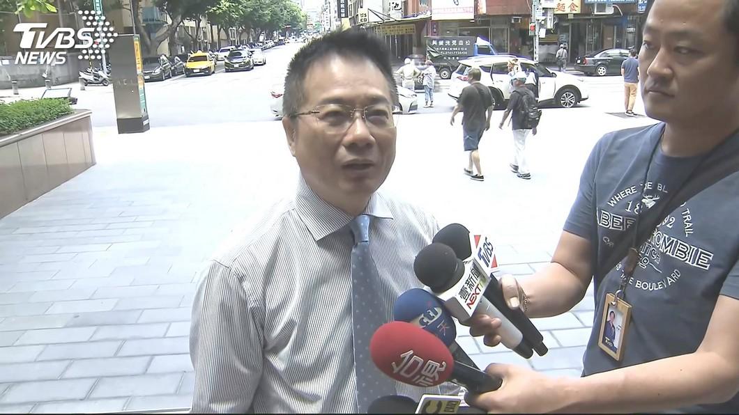 圖/TVBS資料畫面 「給謝長廷的公開信」蔡正元開轟:蔡英文也不敢得罪你!