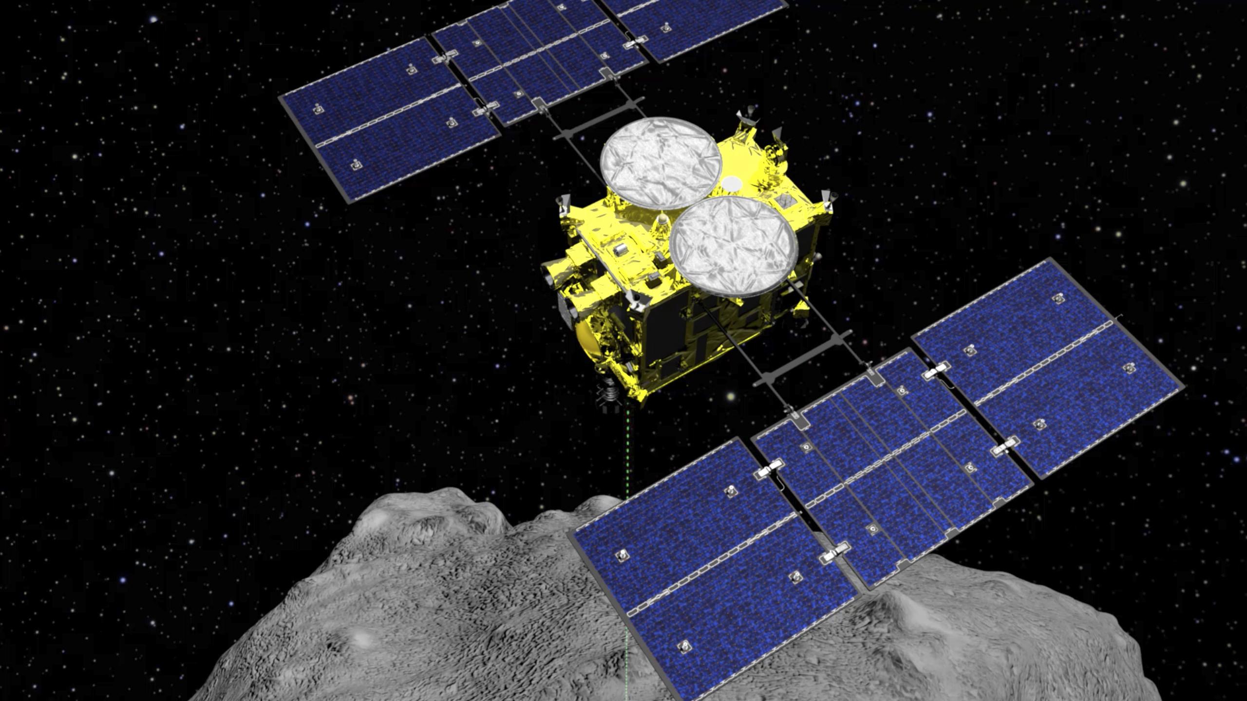 圖/達志影像美聯社 太空實驗艙尋技術 日本研發回收碳排