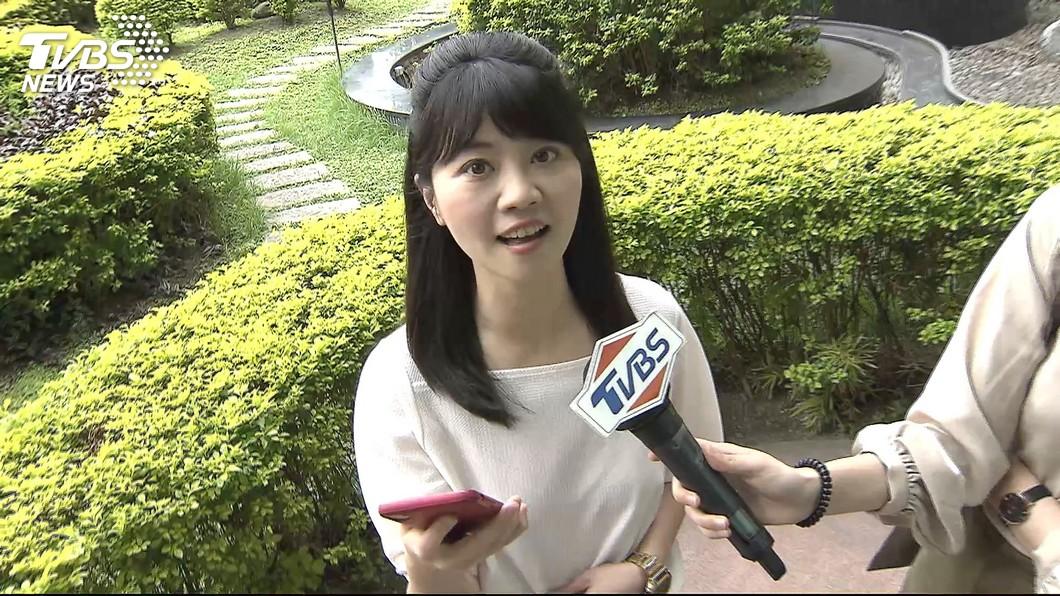圖/TVBS 立委艱困選區徵召 高嘉瑜:有信心能集結第三勢力