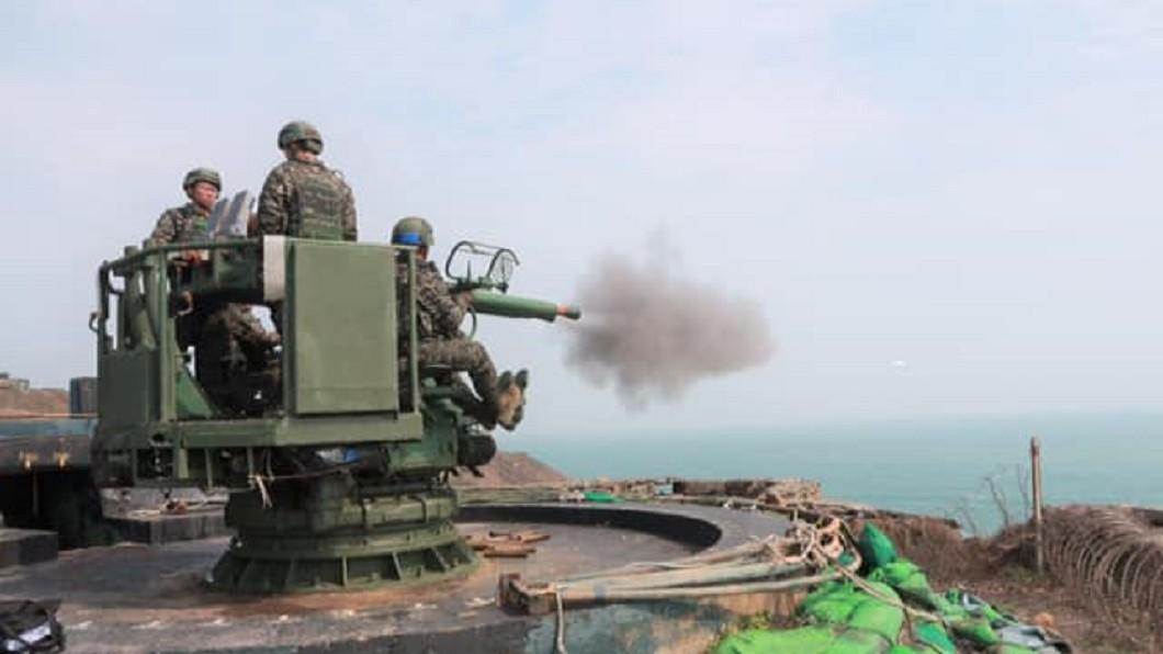 圖/翻攝自臉書「中華民國海軍陸戰隊」
