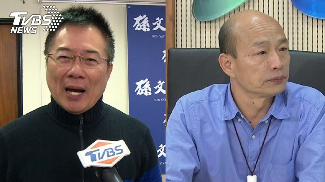 圖/TVBS 為「沒知會」道歉! 蔡正元態度軟化:支持韓當選總統
