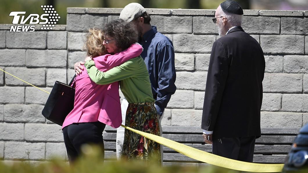 槍擊案共造成1死3傷的悲劇。圖/達志影像美聯社 遇槍手掃射她「肉身擋彈」護眾人 醫到場驚:這我老婆