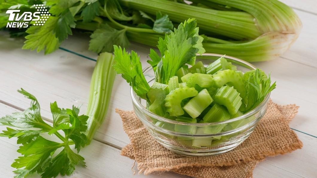 示意圖/TVBS 「負卡路里食物」越吃越瘦? 研究:芹菜還是有熱量