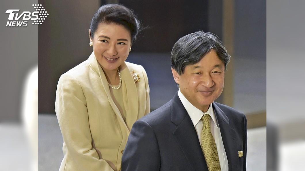 圖/達志影像美聯社 明仁美智子交棒 德仁雅子接下日皇皇后職責